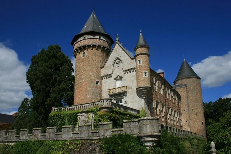 Les châteaux. A_chat11