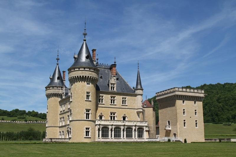 Les châteaux. A_chat12