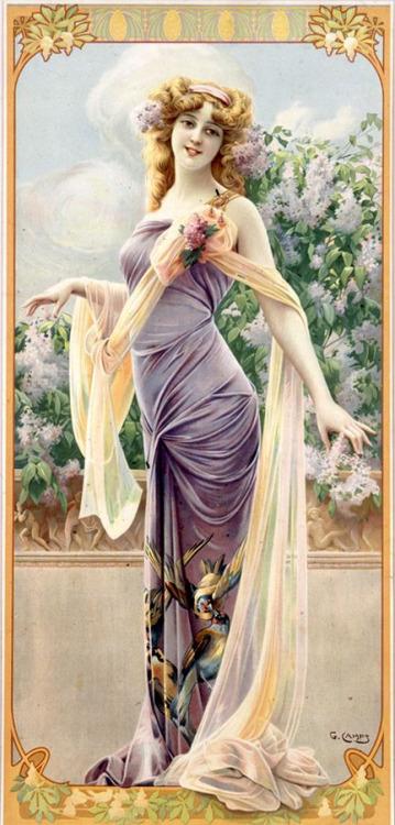 La  FEMME  dans  l' ART - Page 40 Art_fe17