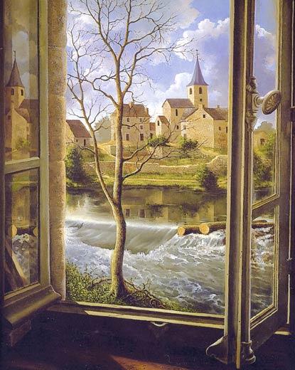 L'eau paisible des ruisseaux et petites rivières  - Page 2 Eau_a10