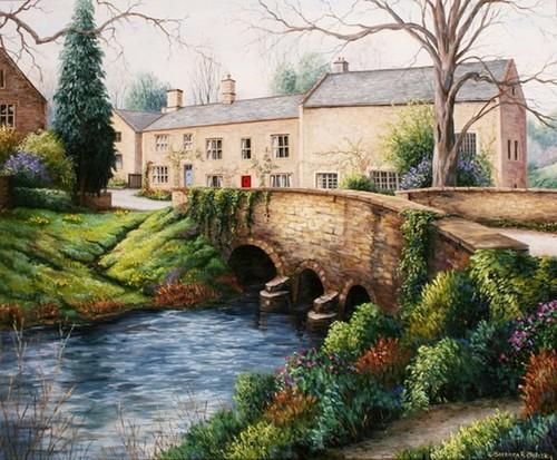 L'eau paisible des ruisseaux et petites rivières  - Page 5 Eau_aa12