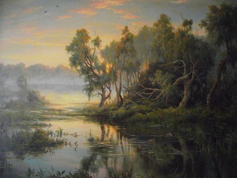 L'eau paisible des ruisseaux et petites rivières  - Page 6 Eau_hh10