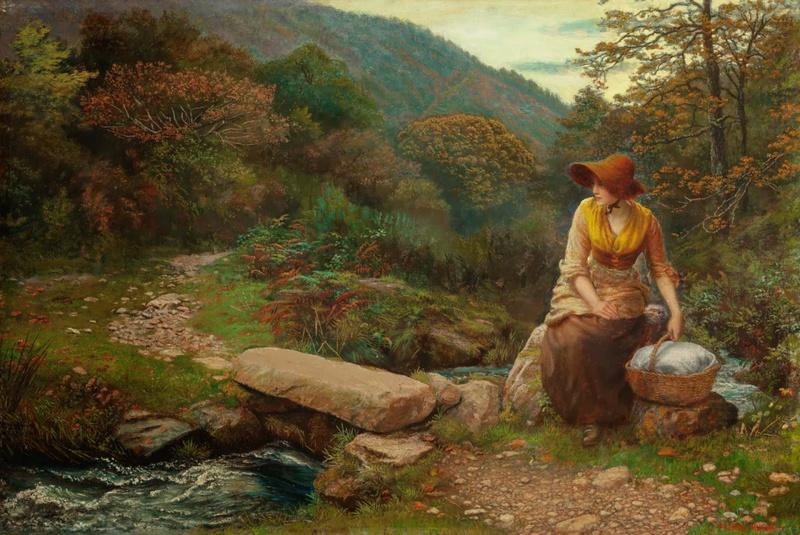 L'eau paisible des ruisseaux et petites rivières  - Page 3 Eau_ll10