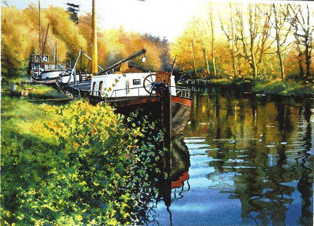 L'eau paisible des ruisseaux et petites rivières  - Page 4 Eau_t11