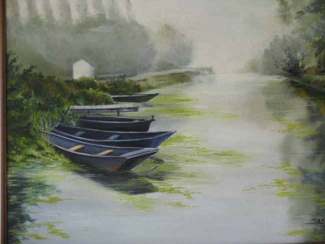 L'eau paisible des ruisseaux et petites rivières  - Page 3 Eau_z10