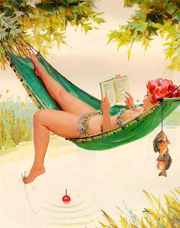 """Illustrations ... pour l'été ... Plage et """"farniente"""" ... - Page 3 Farm_r10"""