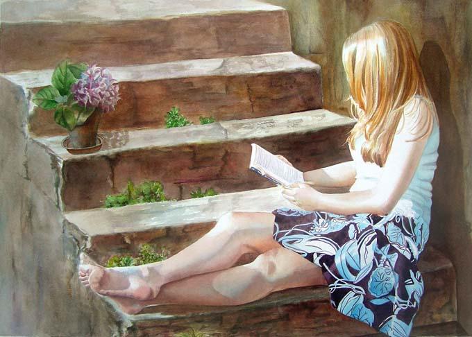 La lecture, une porte ouverte sur un monde enchanté (F.Mauriac) Le10