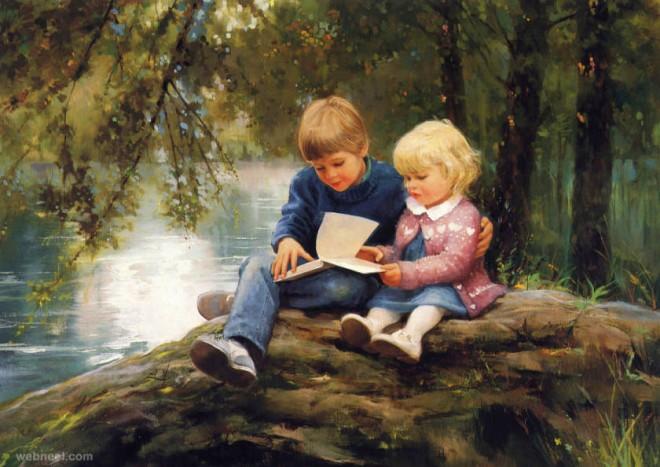 La lecture, une porte ouverte sur un monde enchanté (F.Mauriac) - Page 2 Le_a11