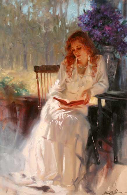 La lecture, une porte ouverte sur un monde enchanté (F.Mauriac) Le_p10