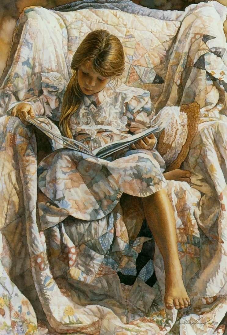 La lecture, une porte ouverte sur un monde enchanté (F.Mauriac) - Page 2 Le_r10