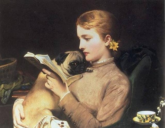 La lecture, une porte ouverte sur un monde enchanté (F.Mauriac) Le_u10