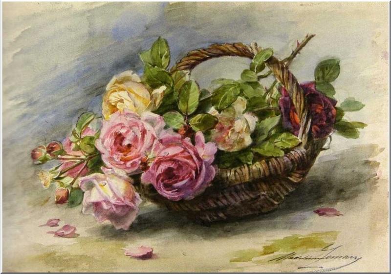 Le doux parfum des roses Rose11