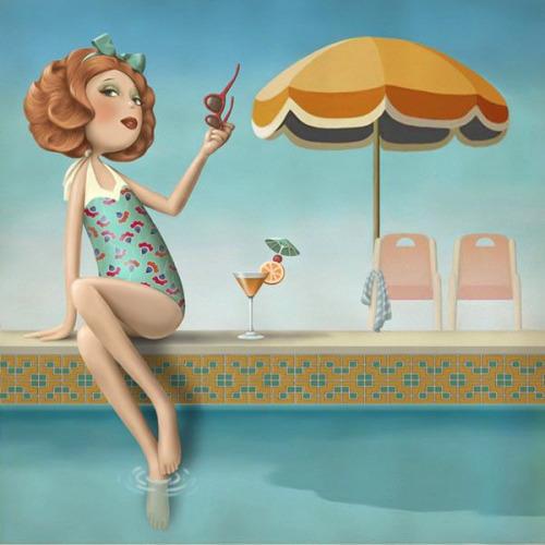 """Illustrations ... pour l'été ... Plage et """"farniente"""" ... - Page 5 Yty_rz10"""