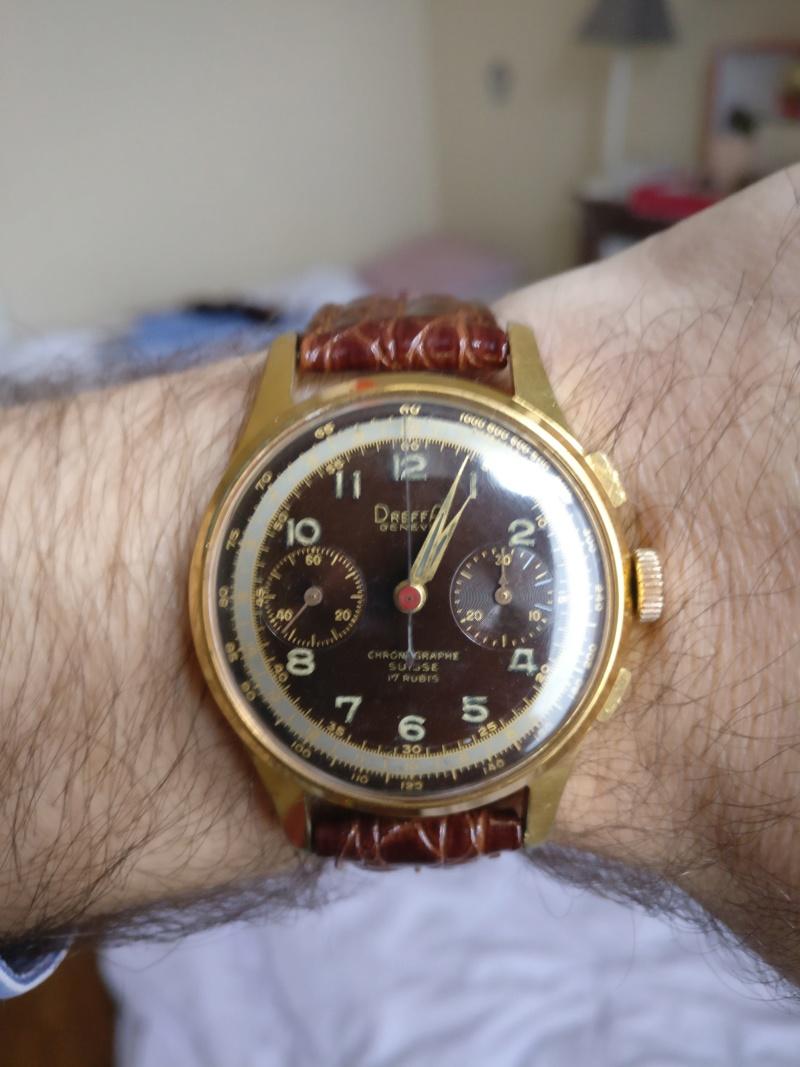 Mido -  [Postez ICI les demandes d'IDENTIFICATION et RENSEIGNEMENTS de vos montres] - Page 2 Img_2044