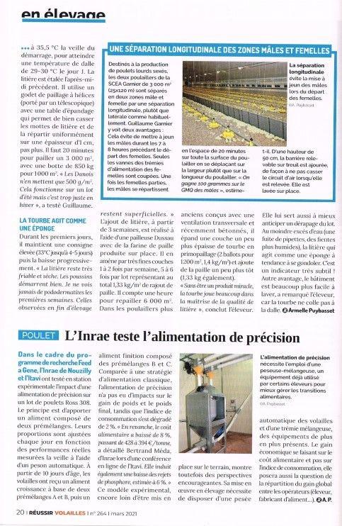 La litière de mousse de tourbe arrive en France  43818d10
