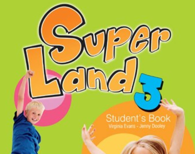 موسوعة مذكرات منهج Super Land  للغات من الصف الأول إلى السادس الابتدائي .. اكثر من 100 مذكرة بملف ورد و pdf 23310