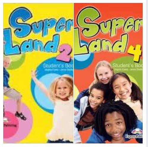 اكثر من 100 مذكرة لمنهج Super Land من 1 ابتدائي إلي 6 ابتدائي  45517