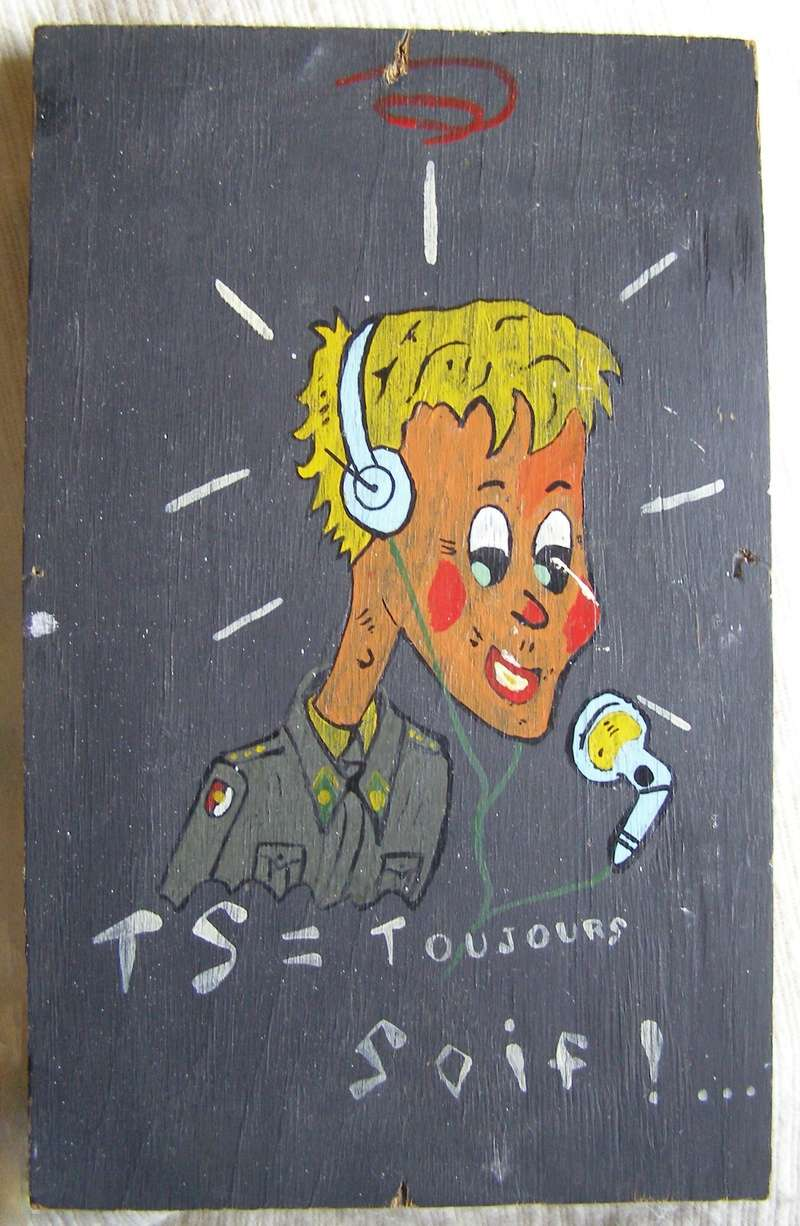 "Panneau humoristique ""TS"" - chasseurs ardennais? Pannea10"