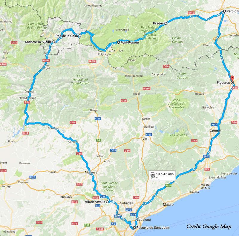 Catalan Electric Tour Image313