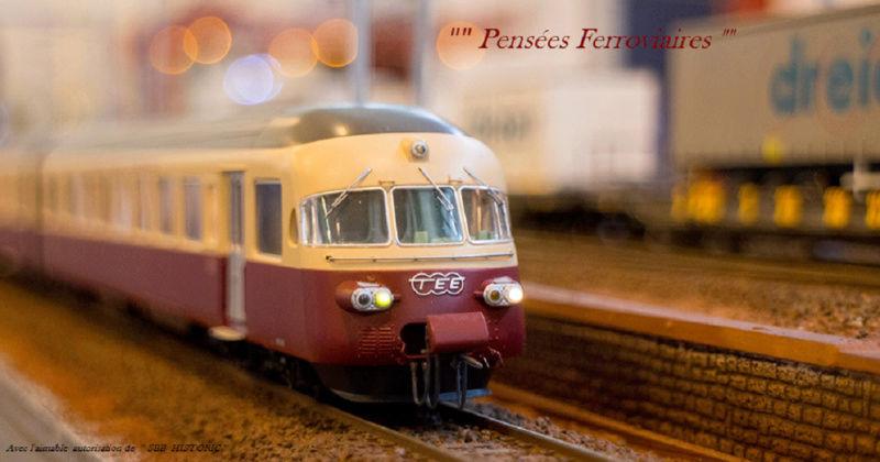 Pensées Ferroviaires