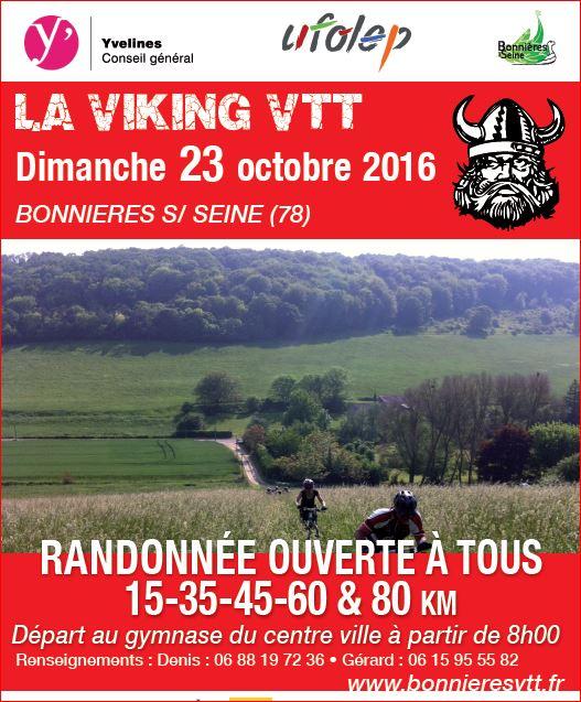 [dim. 23 octobre 2016]Bonnières/Seine (78) La Viking VTT Bonnie10