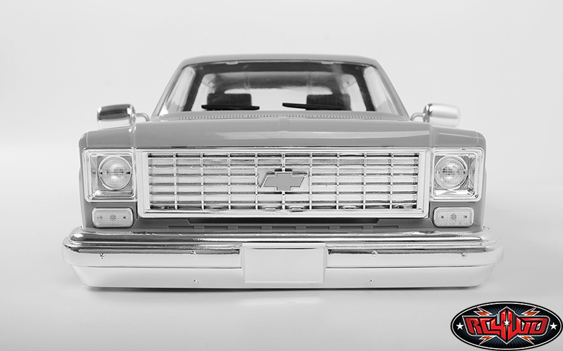 [RC4WD] Chris Customs. Chevy C10 LOWRIDER 1974 Z-b00910