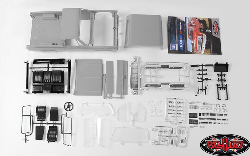 [RC4WD] Chris Customs. Chevy C10 LOWRIDER 1974 Z-b00911
