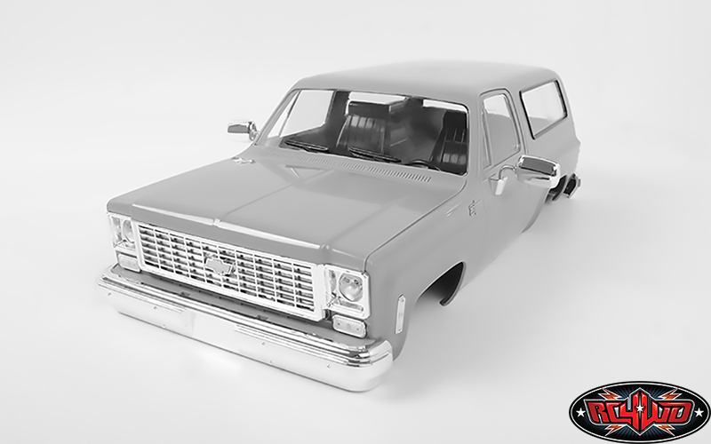 [RC4WD] Chris Customs. Chevy C10 LOWRIDER 1974 Z-b00912
