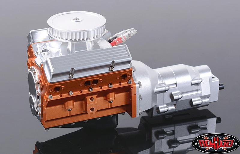 [RC4WD] Chris Customs. Chevy C10 LOWRIDER 1974 Z-s10411