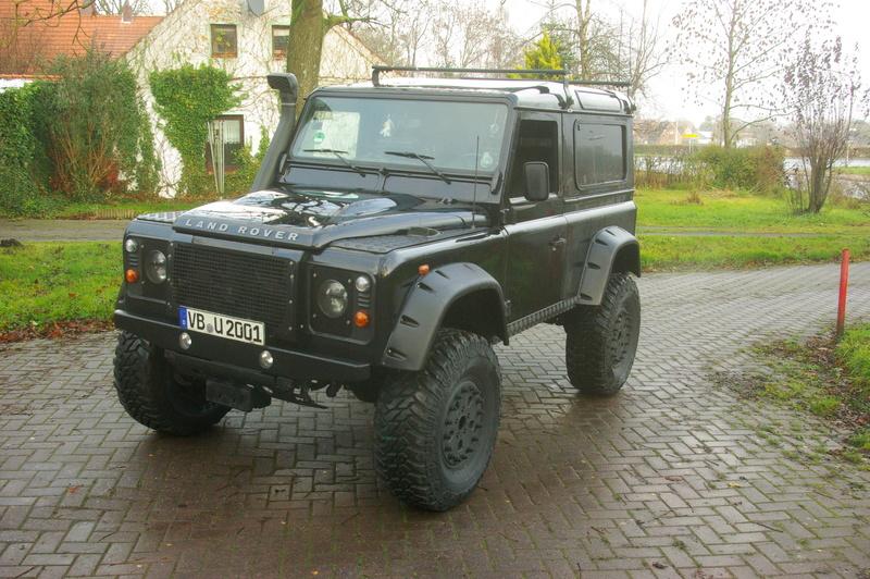 HG P402  Defender 90 pickup + remorque  - Page 2 Defend10