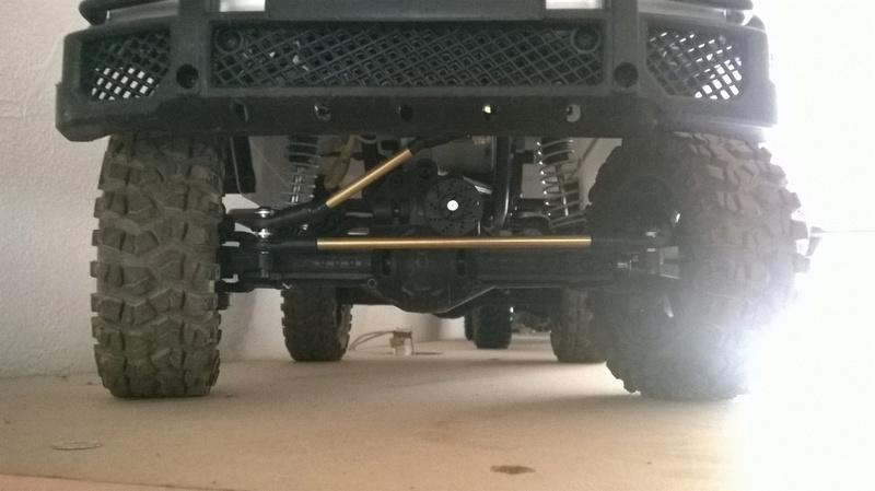 HG P402  Defender 90 pickup + remorque  Wp_20111