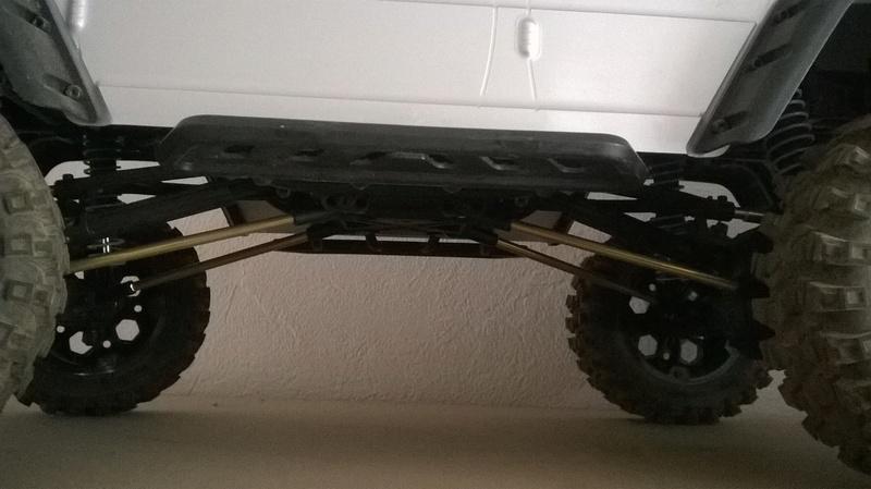 HG P402  Defender 90 pickup + remorque  Wp_20112
