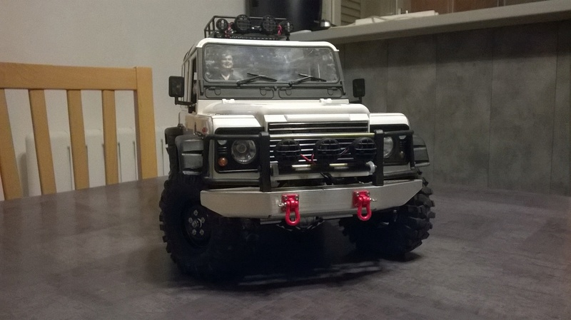 Defender 90 pickup, base HG P402 Wp_20143