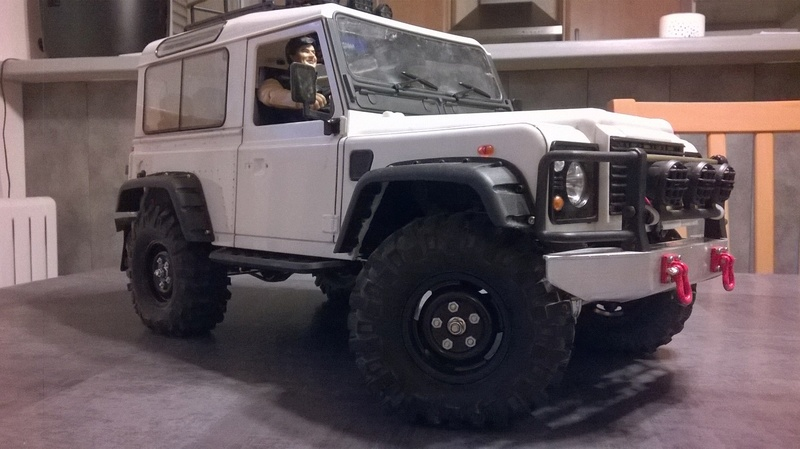 Defender 90 pickup, base HG P402 Wp_20144