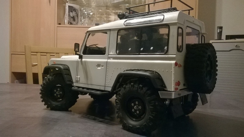 Defender 90 pickup, base HG P402 Wp_20146