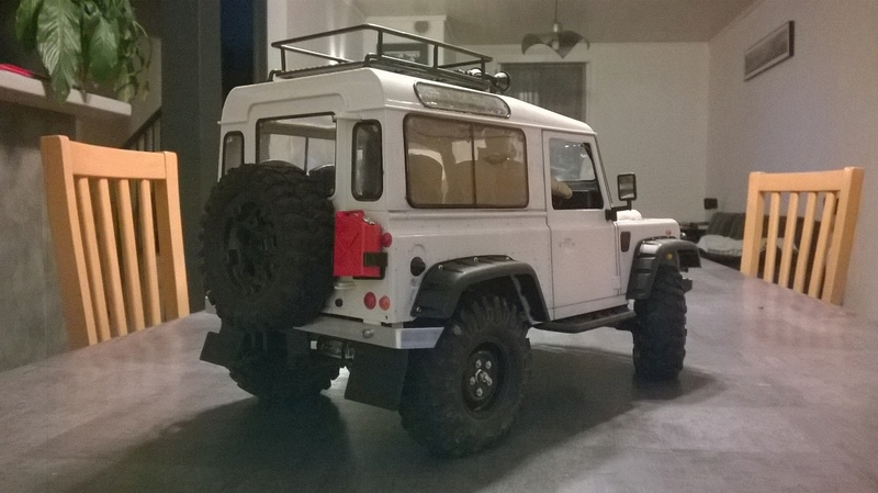 Defender 90 pickup, base HG P402 Wp_20147