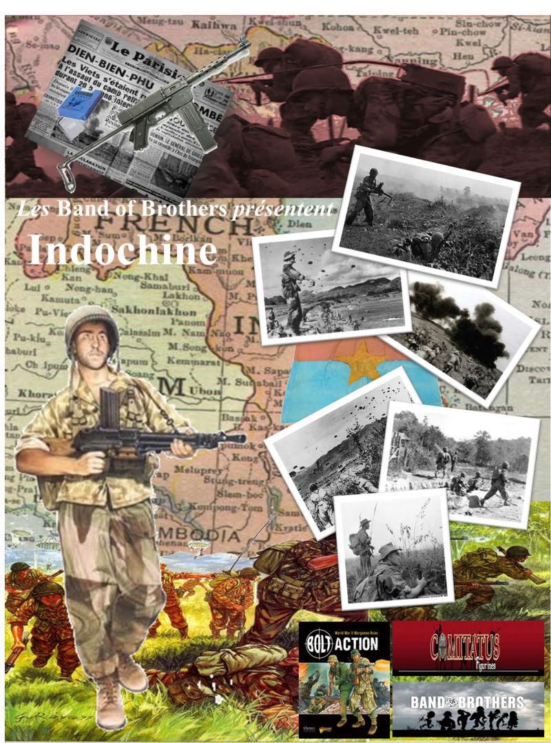 Les Band of Brothers : Le journal des marches et opérations Affich13