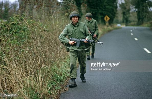 Irish Combat Tunic 18584312