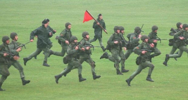 Irish Combat Tunic 93417810
