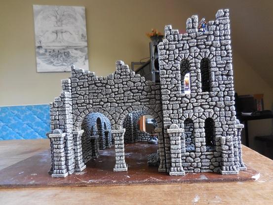 [En Cours] Décor : La tour en ruine Dscn4711