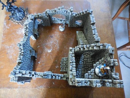 [En Cours] Décor : La tour en ruine Dscn4712