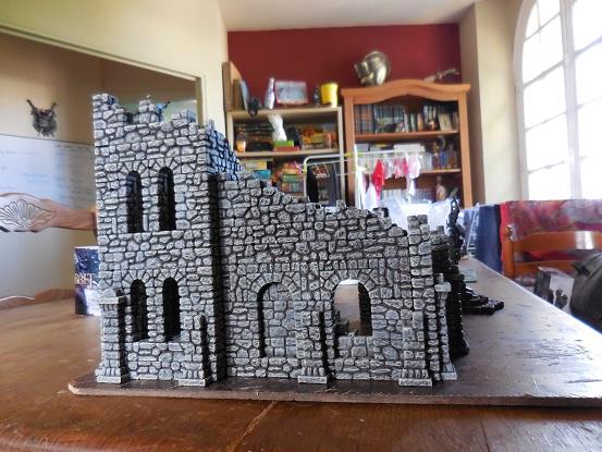 [En Cours] Décor : La tour en ruine Dscn4714