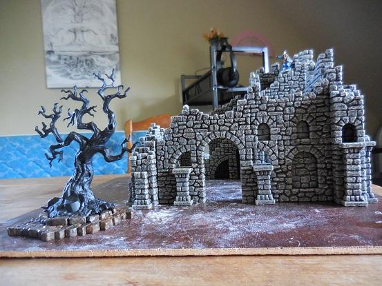 [En Cours] Décor : La tour en ruine Dscn4715