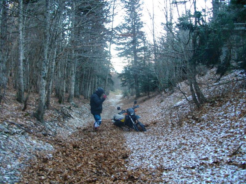 Sortie deux jours sur pistes en  Provence Imgp6510