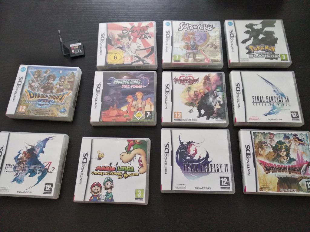 Estimation Super Nintendo, 3DS , PSP, Dreamcast, Nintendo DS, Starex Img_2032