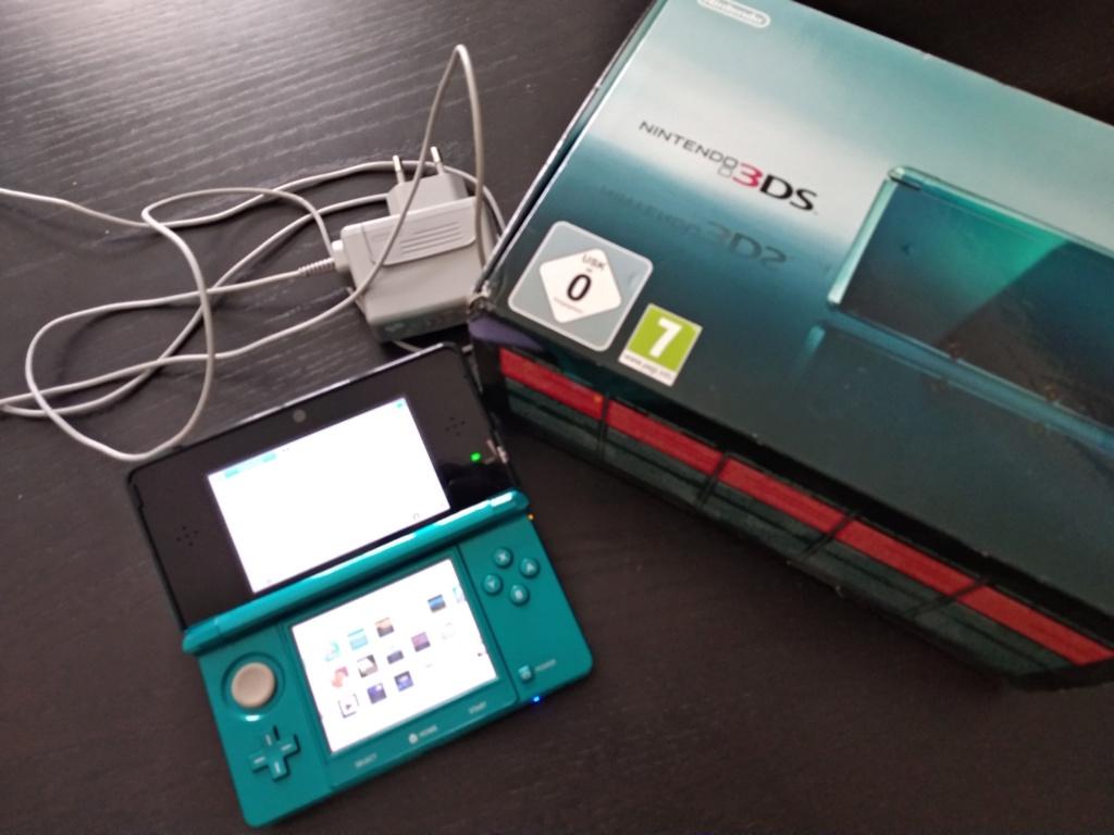 Estimation Super Nintendo, 3DS , PSP, Dreamcast, Nintendo DS, Starex Img_2034