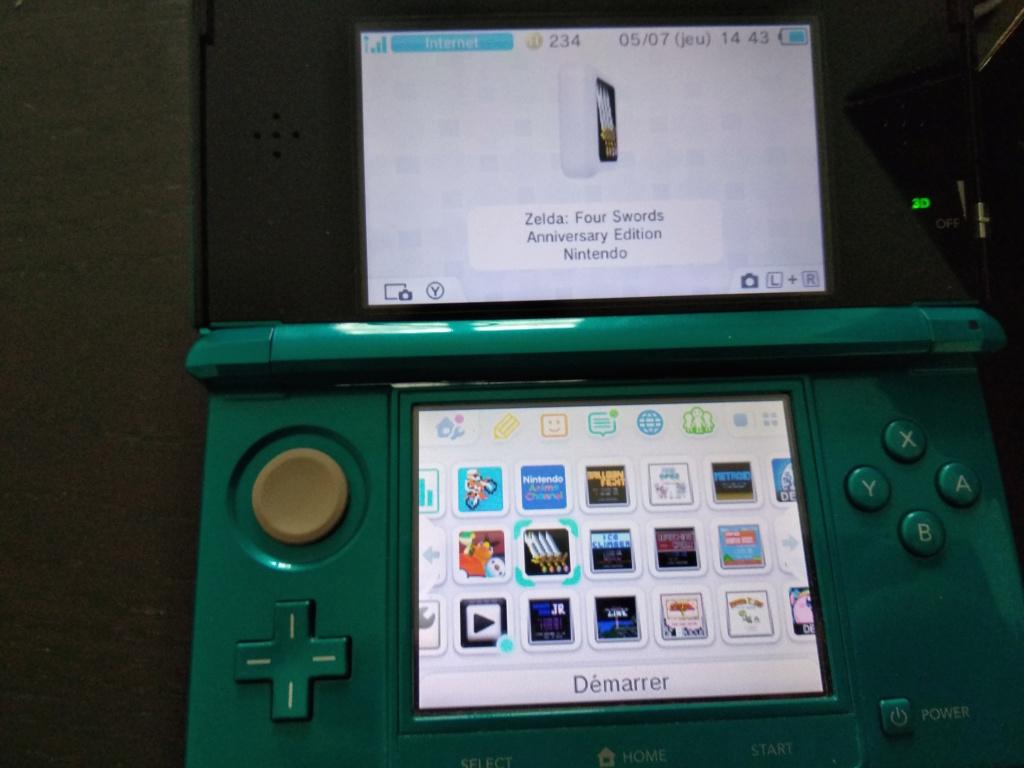 Estimation Super Nintendo, 3DS , PSP, Dreamcast, Nintendo DS, Starex Img_2035