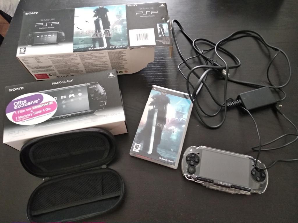 Estimation Super Nintendo, 3DS , PSP, Dreamcast, Nintendo DS, Starex Img_2039