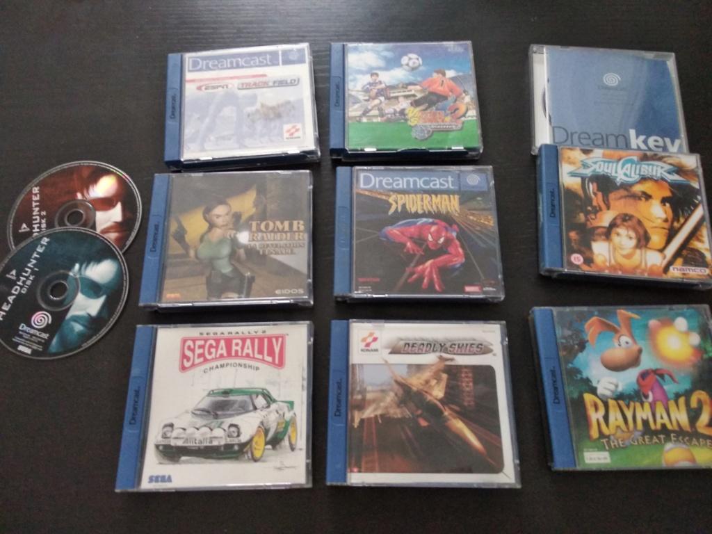 Estimation Super Nintendo, 3DS , PSP, Dreamcast, Nintendo DS, Starex Img_2042