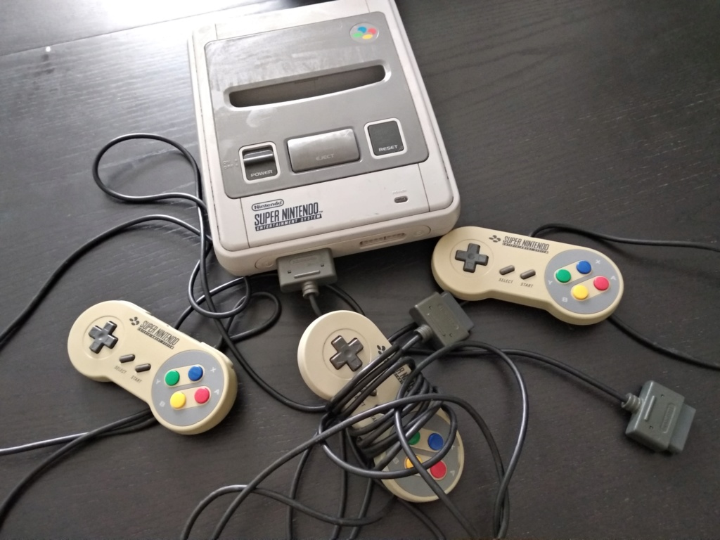 Estimation Super Nintendo, 3DS , PSP, Dreamcast, Nintendo DS, Starex Img_2045